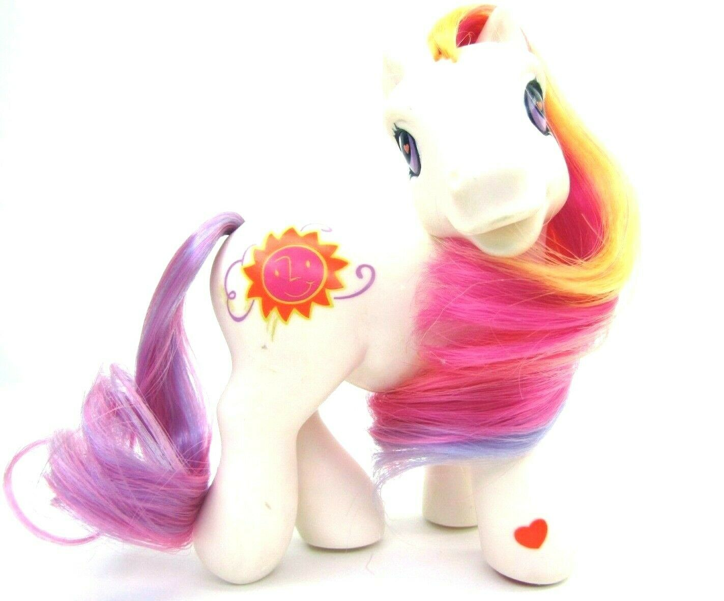 2003 My Little Pony Generation 3 Rainbow Pony SUNNY DAZE Very Nice